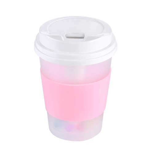 Fashionable Office Pet Silent Humidifier Cup Wet Supplement Power Off Protection Zero Radiation