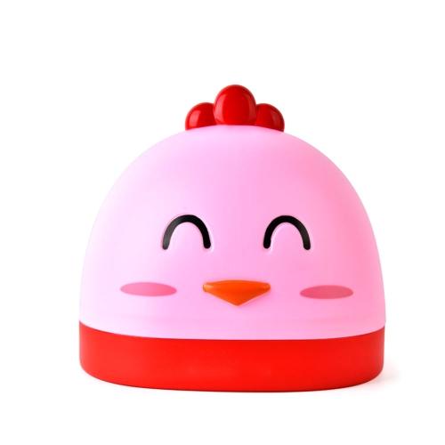 Creative Tissue Box RB294 Cute Cartoon Animal Chicken-shaped Living Room Bedroom Napkin Paper Towel Cover Holder