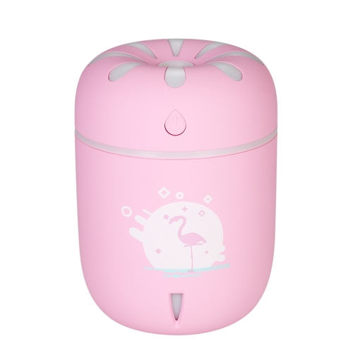 Cute Chamomile Mini Multifunctional Portable Humidifier