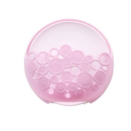 Super Suction Soap Holder Kitchen Bathroom Wall Ventilating Soap Box Multi-functional Household Gadget Accessory Case Simple Style