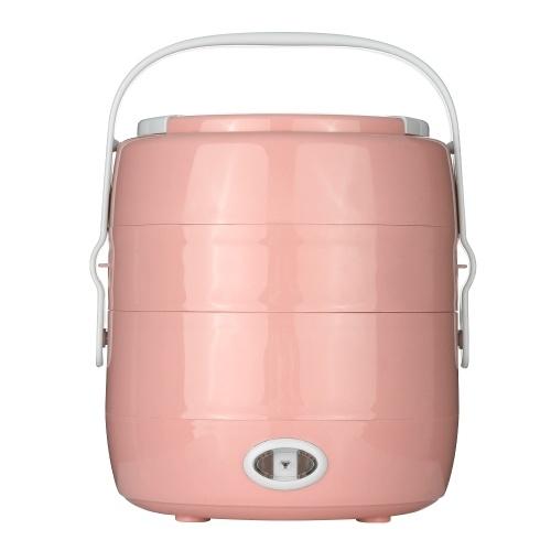 2L Mini Rice Cooker Meal Box elettrico