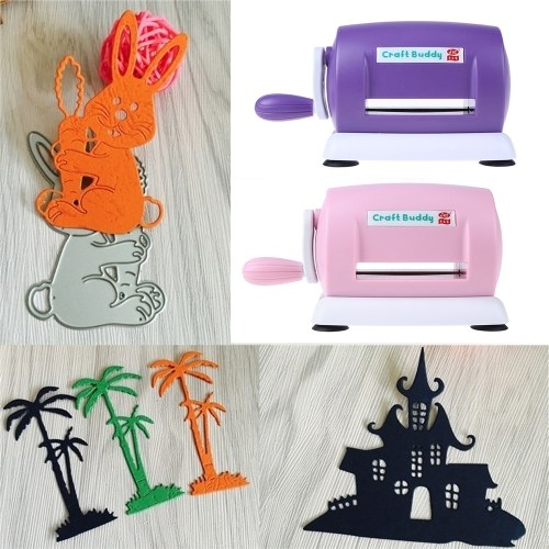Children Handwork Tool Papers Cutting Embossing Machine DIY Scrapbooking Paper Cutter