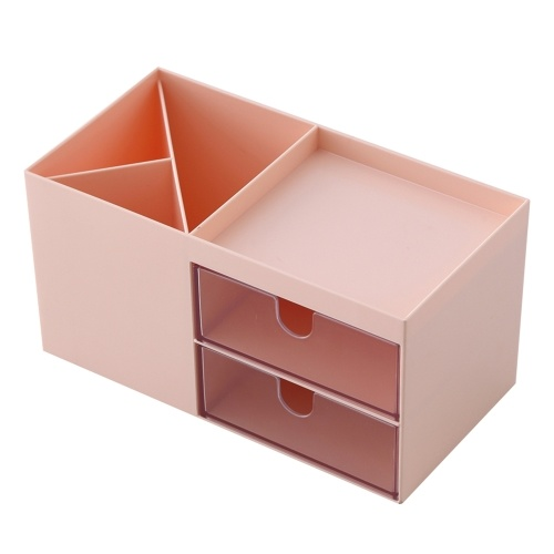Desktop Organizer Office Home Use Simple Stationery Container