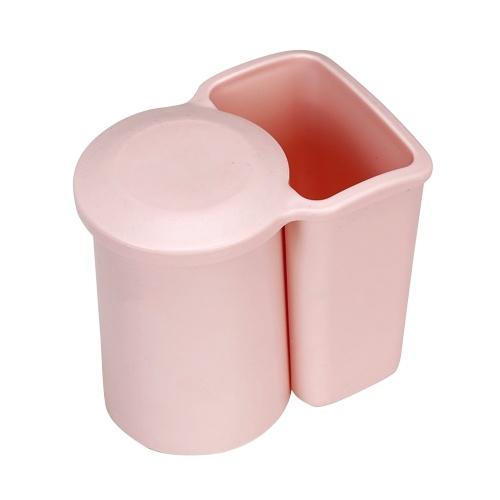 Home Bathroom Zahnbürstenhalter mit Cup