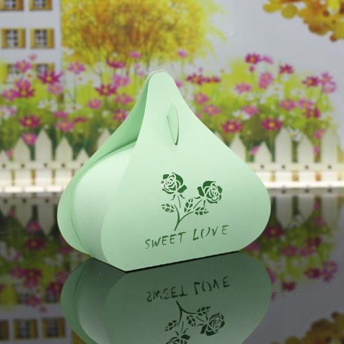 30pcs изысканный лазерного вырежьте коробки конфет, свадебный подарок для новобрачных душ партии пользу сладкий коробки Романтические розы шаблон