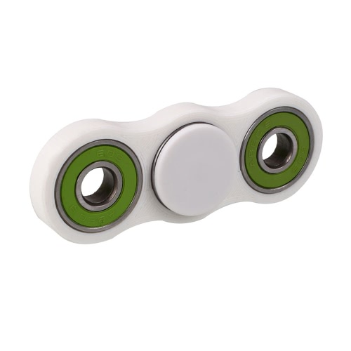 New Hot Finger Spinner Fidget Toy High Quality Hybrid Ceramic Bearing Spin Widget Focus Toy EDC Pocket Desktoy Gift for ADHD Children Adults Compact One Hand