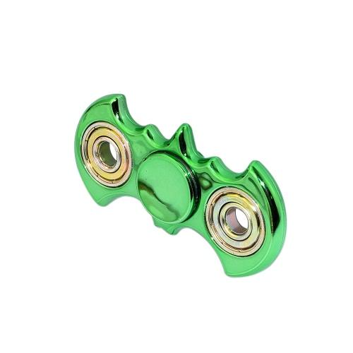 Bat Finger Spinner Toy Fidget Высокое качество Spin Widget Focus EDC Pocket Desktoy Подарок для СДВГ Дети Взрослые Компактная односторонняя прямая прядильная