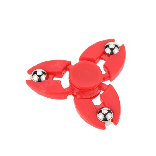 Mano en forma de cangrejo Spinner Focus Anxiety Reductor de Tensión para Niños Adultos Ultra Durable de alta velocidad de matar el dedo del tiempo de juguete