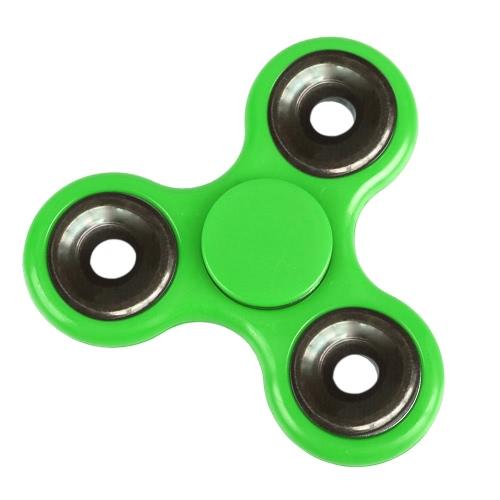 Три треугольника Fidget Рука Finger Spin Spinner Widget Focus Игрушка EDC Pocket Desktoy Пластиковый подарок для ADHD ADD Дети Взрослые Сброс стресса Беспокойство Скука Время убийства