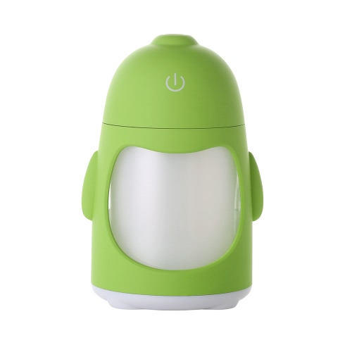 Sweet and Cute Fashionable Office Pet Silent Penguin Humidifier