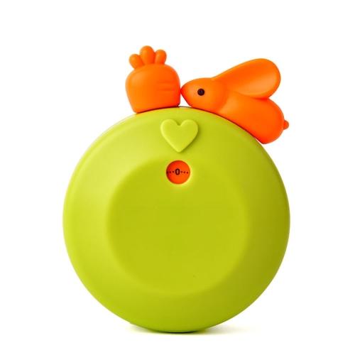 Creative Cuisine Gadget 60-Minute Minuterie RB277 Animal de Bande Dessinée Mini Cuisine Mignon Lapin Cuisine Minuterie Mécanique D'alarme