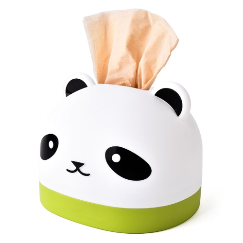 Creative Tissue Box RB281 Cute Panda Paper Box Restaurant Plastic Paper Towel Box Holder Cover