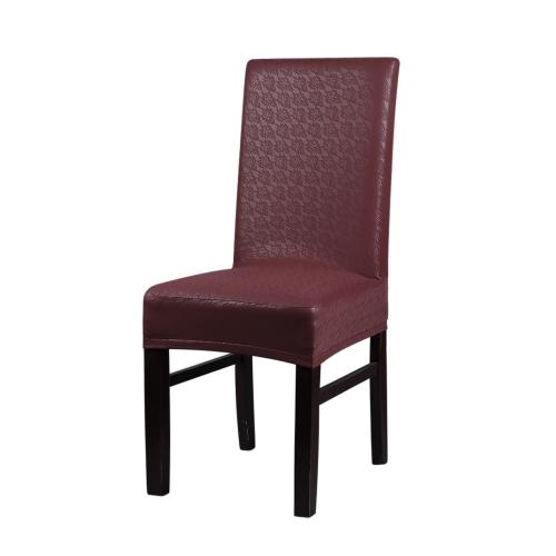2шт из цельной кожи из кружева из полиуретана с кожаным чехлом для сидения с водонепроницаемым масляным пылезащитным защитным чехлом для протектора - Red