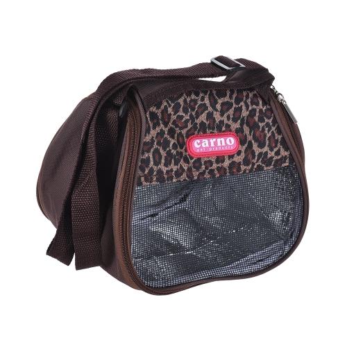 Hamster Pet Tote Bag Outgoing Carrier Pouch Case Portable Breathable Small Animal Rat Mouse Chinchilla Squirrel Hedgehog Travel Handbag Sling Shoulder Bag Backpack