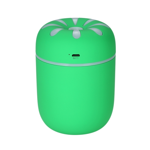 Cute Chamomile Mini Multifunctional Portable Humidifier Handy Air Purifier Aroma Diffuser