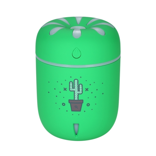 Mini difusor portátil del aroma del purificador del aire del humidificador portátil multifuncional lindo de la manzanilla