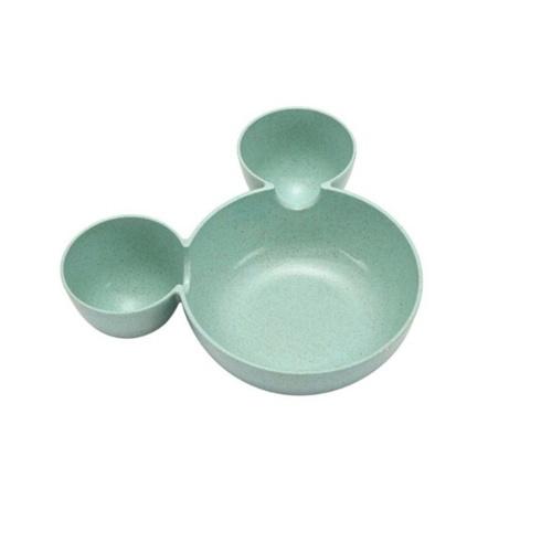 Дети Дети Смазливая мультяшная чаша для мыши (21,5 * 18,5 см)