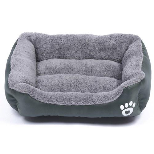 Cama cuadrada universal de invierno para dormir