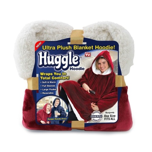 Hoodie Ultra Plush Blanket Hoodie
