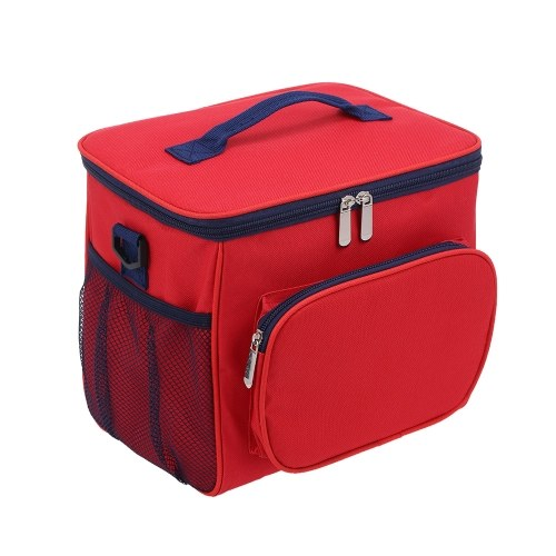 Isolierte Lunchpaket Tote Box