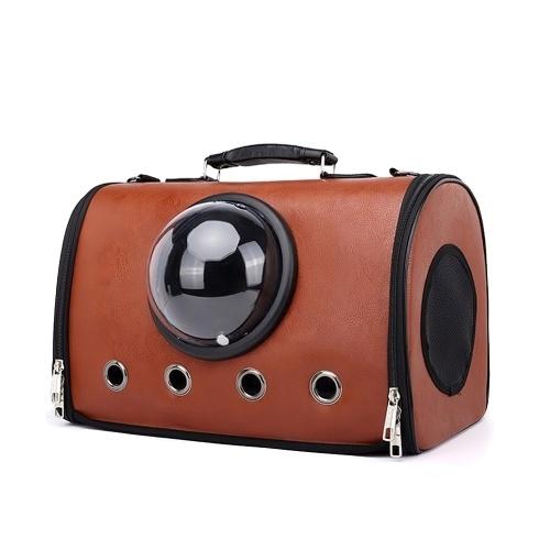 Pet Carrier Aslant Bag Space Capsule Dog Carrier