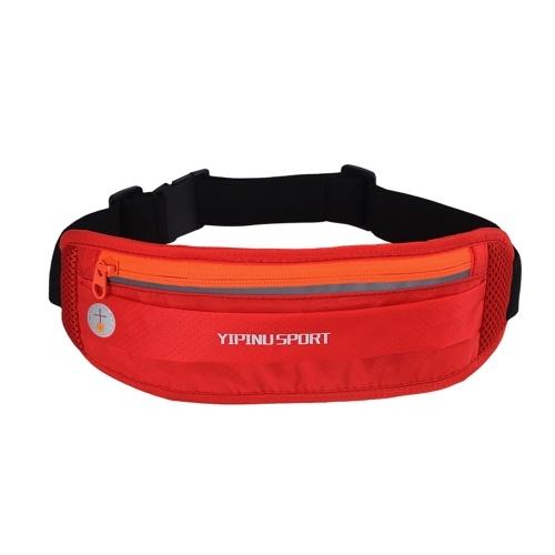 YS11 Running Belt Bolsa de deporte Running Waist Bag Pocket Jogging Portable Waterproof Cycling Bag Outdoor Phone Pack Hombres Mujeres Gym Belt Bolsas