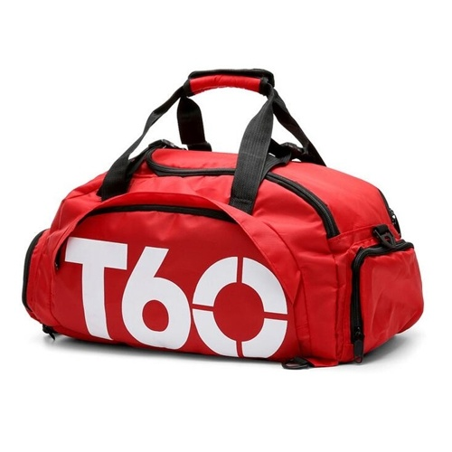 Multifunktionale große Sportgymnastik-Umhängetasche Duffle Travel Luggage Knapsack