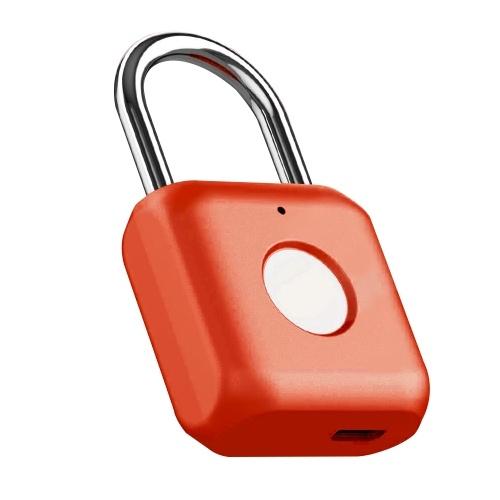 Xiaomi Youdian Kitty SmartLock Fingerprint Door Lock Padlock USB Charging Keyless Anti Theft Travel Luggage Drawer Safety Lock фото