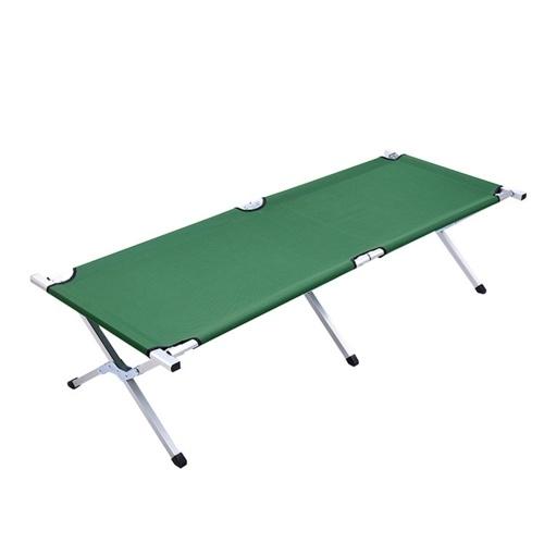 Tragbares Klappbett im Außen- und Innenbereich Multifunktionales Klappbett im Campingbett Klappbett mit Tragetasche