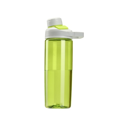 Sports Water Bottle with Magnetic Cap Free Tritan Non-Toxic Plastic Sports Water Cup 600ml Durable Leak Proof Water Bottle Sports Shaker Bottle Outdoor