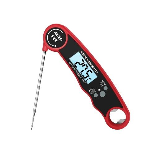 Термометр для мяса Цифровой термометр мгновенного считывания Открывалка для бутылок Пищевой термометр фото