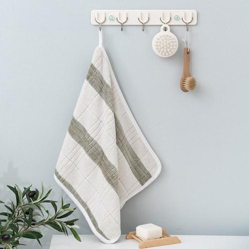 Ванная комната Ванна Полотенца для душа Мягкие пушистые пляжные полотенца Салонные полотенца из кораллового флиса для спа-отелей Главная