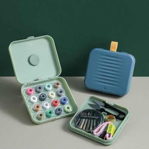21PCS Needle Felting Kit with Double Layer Magnetic Box Needle Felting Starter