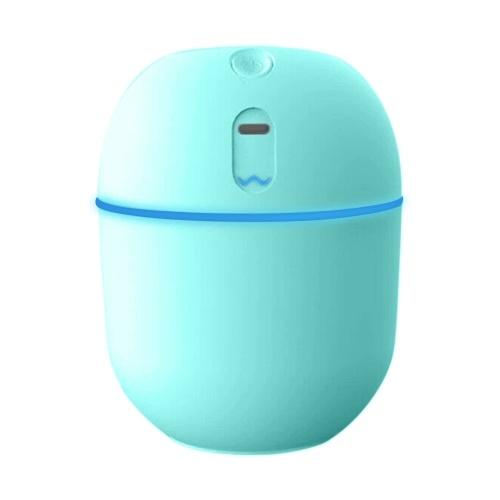 Humidificador portátil 200ml Mini humidificadores Purificador de aire