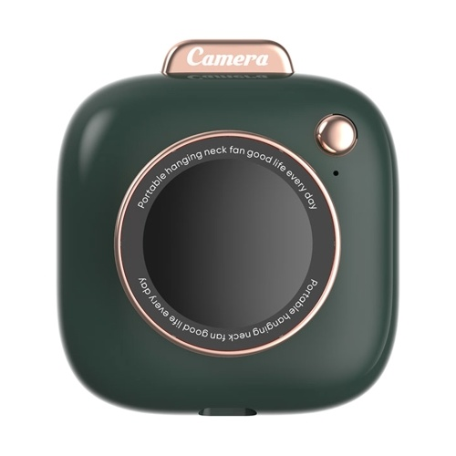Mini Neckband Camera Fan