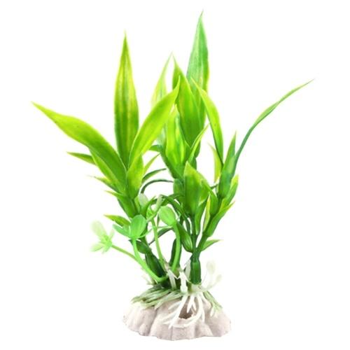 Аквариум Моделирование ландшафта Водные растения Декоративные Ластики Короткие водоросли Двухцветный лист бамбука