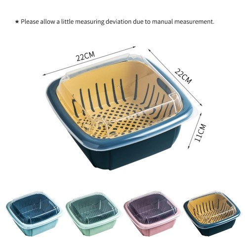 Multi-Functional Drain Basket