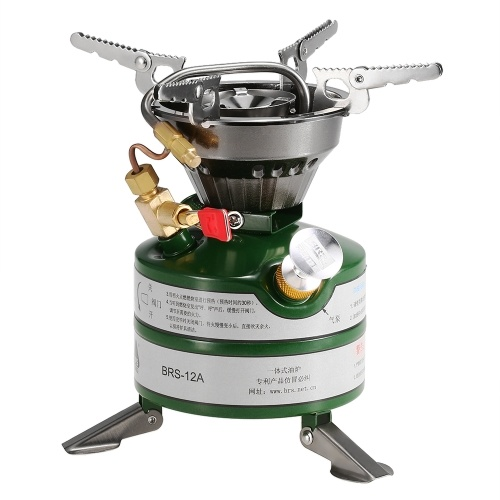 Portable One-piece Outdoor Gasoline Stove