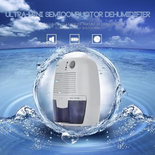 XRow-600A Ultra-mini Semiconductor Osuszacze Osuszacze Osuszacze Osuszacze powietrza z ultra cichą technologią Peltier Chłodzenie termoelektryczne do szafy EU Plug
