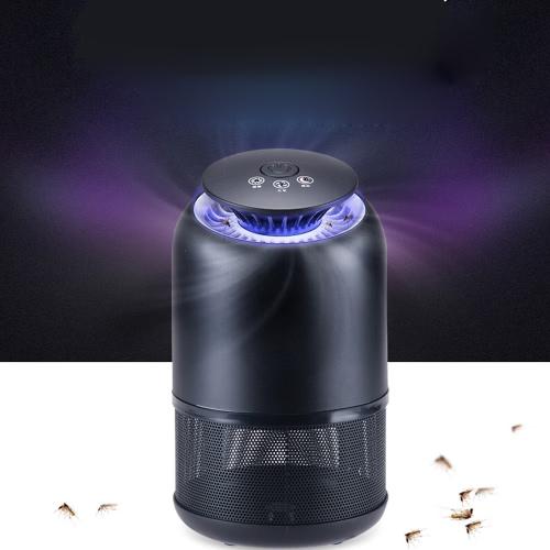 Смарт-УФ Москито убийца домохозяйств LED Ловушка Mosquito убийство лампа ошибка летающих насекомых-вредителей Zapper фиолетовый освещения сосание устройство ночной свет