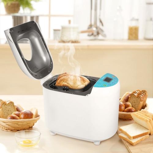 Macchina per il pane macchina Homgeek High-end programmabile per il pane pane con 19 menu