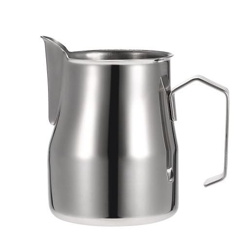 304 из нержавеющей стали Профессиональный итальянский тип вспенивания молока Кувшин Молоко Пена Эспрессо Контейнер измерения чашек Coffe Appliance