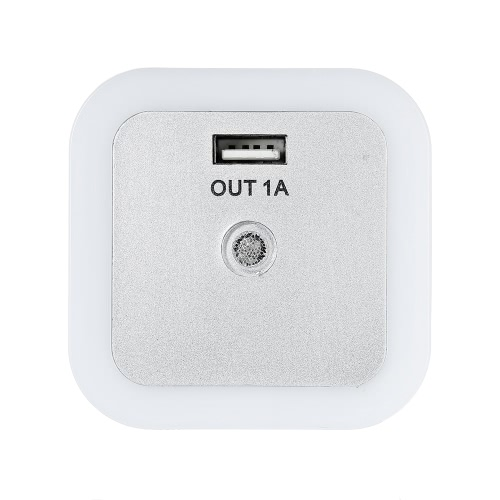 Миниый свет СИД дневного света СИД с поверхностью стыка стены интерфейса USB для спальни спальни младенца AC100V-240V