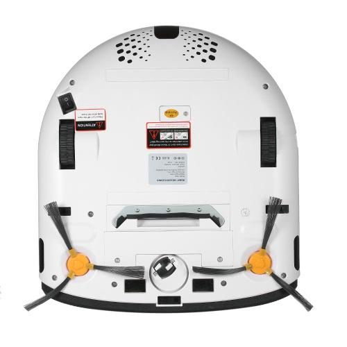 seebest Super Thin Robotic Vacuum Cleaner
