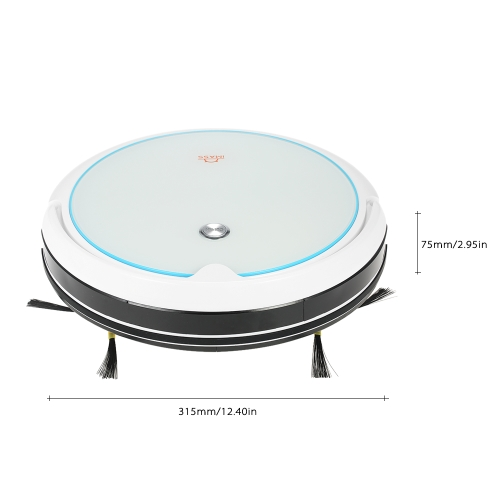 IMASS A3 Smart Self-Charging Self-Cleaning Robotic Vacuum Cleaner