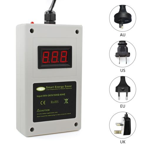 Household White Intelligent Power Saver Box