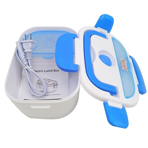 Multifunctional Portable Electric Heating One-piece Separated Lunch Box