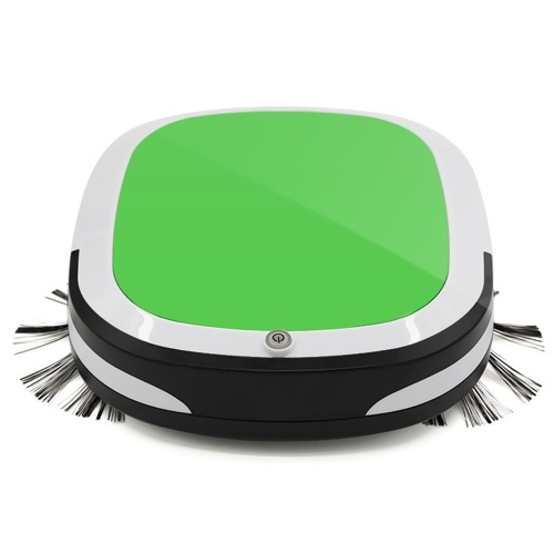 Ultra Thin Rechargeable Intelligent Robot Vacuum Cleaner
