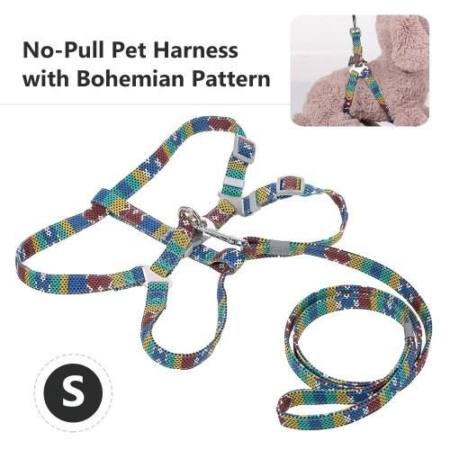 Arnés para mascotas Correas ajustables sin tirantes para el pecho