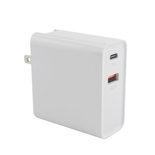 Настенное зарядное устройство USB на 2 порта, 48 Вт